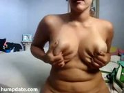 Voluptuous Babe With Big Boobs Masturbating - Free Porn Video