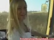 The Horny Farmer Girl (18+)