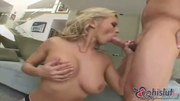 Bree Olson 100% Natural Tits Get Fucked - Free Sex Video