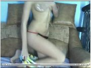 Romanian Camgirl Shyteenn Gets Naked 2 - Free Sex Video