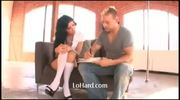 Thighs In Knee Highs Kimberly Gates - Free Sex Video