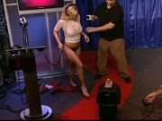 You Gotta See Jenna Jameson On The Sybian - Unbelievable! - Free Sex Video