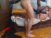 Russian Mature Russian Cumshots  - Free Porn Video