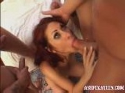 Tifanny Minxs Get`S Cumshots