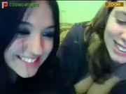 2 Girls(18+) On Webcam - Free Sex Video