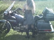 Biker Slut - Free Porn Video