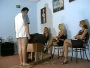 3 Cruel Mistresses Whipping - Free Porn Video