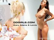 Avery & Lonnie Having Fun - Free Sex Video