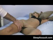 Dani Is Fucked While Sleeping - Free Porn Video