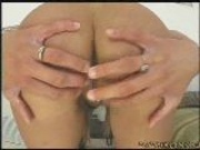 Anal Hole Gaping Open