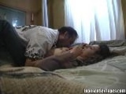 Couples Sex Scene In The Bedroom