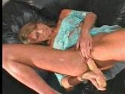 Janet Alfano enjoys fucking toys and cocks