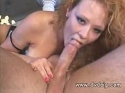 Stunning Redhead Audrey Hollander  - Free Sex Video