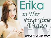Sexy Erika Real Orgasm Dildo - Free Porn Video