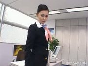 Maria Ozawa  Hot Asian Steward - Free Sex Video