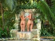 In The Jungle - Free Porn Video
