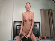 Samantha`s Sybian Ride - Free Sex Video