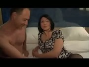 Housewife Shared By Her Husband With Unknowne - Free Porn Video