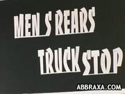 Abbraxa`s Trucker Fuck Stop - Free Sex Video