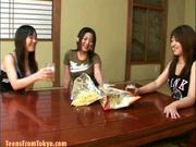 Sake Party Gone Wild - Free Sex Video