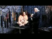 Extra Large Lady Tied Up - Free Porn Video
