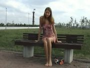Russian Public Upskirt - Free Porn Video
