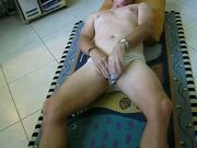 Jacking It On The Floor - Free Sex Video