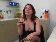 Nina, French Bbw Analfucked - Free Porn Video