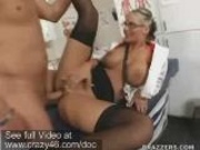 Doctor fucks her patients erected dick