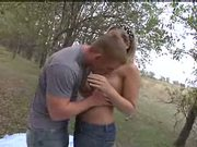 Hot College Chick Fucked Outside - Free Porn Video