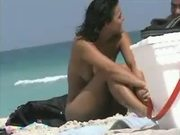 Various Hot Chicks Naked On The Beach - Free Sex Video