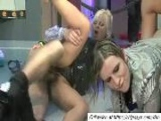 Chicks Blowjob More Dicks In Club