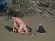 Two Couple Fucking On A Public Nudist Beach - Free Sex Video