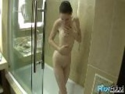 Lovely Teen(18+) In Shower