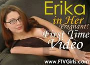 Sexy Erika Pregnant - Free Porn Video
