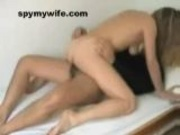 Wife cuckolding her husband