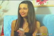 Hot Teen (18+)  Naked With A Ciggarette - Free Porn Video