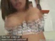 MILF gets drilled by the big dick of her dreams 