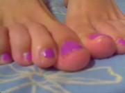 Toes, feet - Free Sex Video