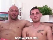 Fearless Latin Gay Randy Jones AndRyder Hudson Anally-Fucked After Giving A Hard Dickt-Licking!