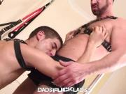 Dillon Buck  Fran K bondage action