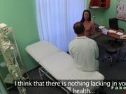 Doctor fucking beautiful amateur