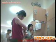 Japanese bathroom voyeur 2-80
