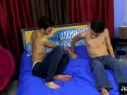 Hot twink scene There's a fair amount of oral in this