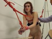subtle whore violently ana fucked and banged BDSM sub