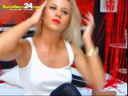 exciting blond venita in tease do