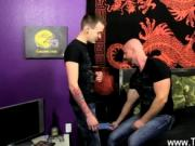 Gay clip of Chris gets the spunk ravaged out of him whi