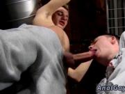 Sexy gay bondage movies Matt Schooled In Cock Sucking