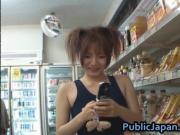 Miku Tanaka Hot Asian doll likes public sex 3 by Public