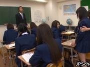 Anri Nonaka and Kurumi Naughty Asian schoolgirlsl 2 by